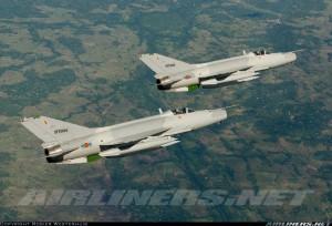 Истребители F-7GS ВВС Шри Ланки