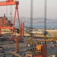 Строительство второго и третьего китайских авианосцев с обычной энергетической установкой начнется в 2013--2015 гг. и может быть завершено в 2020--2022 гг., полагает разведка Тайваня