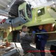 В статье известного зарубежного специалиста Александра Младенова приводятся небезынтересные детали серийного производства боевых вертолетов Ка-52 на ААК «Прогресс».