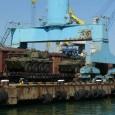 Бронетехника Centauro и Freccia прибыли на этой неделе в порт Новороссийск для испытаний в интересах российского министерства обороны, сообщает дружественный блог bmpd