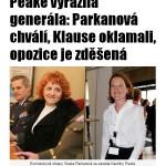 Власта Парканова и Каролина Пик | blesk.cz