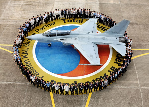 KAI T-50 | koreaaero.com