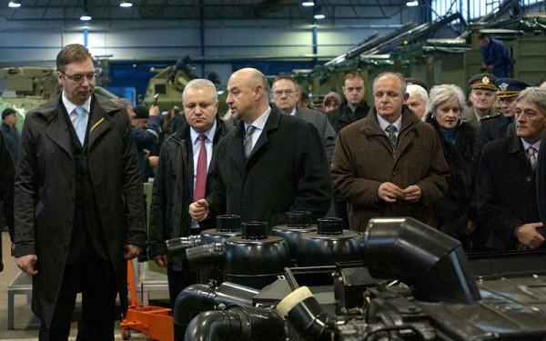 Morava -- Новый завод Yugoimport