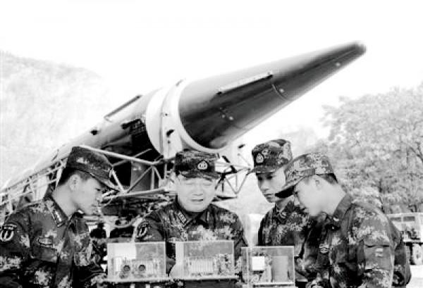 Китайская МБР DF-4 | mil.news.sina.com.cn