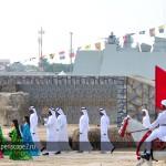 1. Театрализованное представление -- дань уважения традициям и наследию ОАЭ