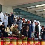 5. Сбор VIP-гостей; в основном военных разных стран