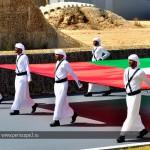 6. Торжественное появление государственного флага ОАЭ