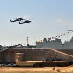 18. Sikorsky UH-60 Black Hawk командования спецопераций ОАЭ