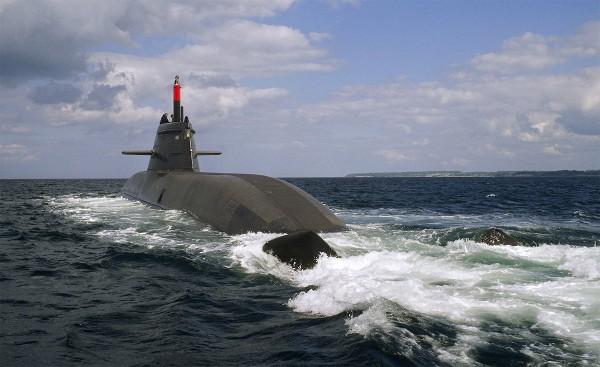Подводная лодка проекта 212А   ThyssenKrupp Marine Systems