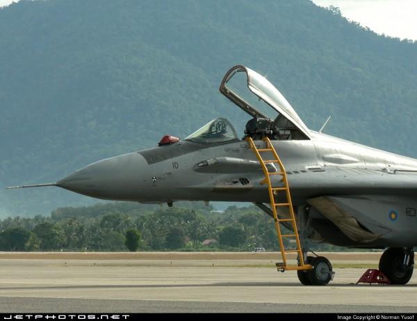 МиГ-29Н ВВС Малайзии