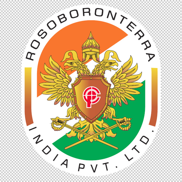 Логотип Rosoboronterra India Pvt. Ltd.