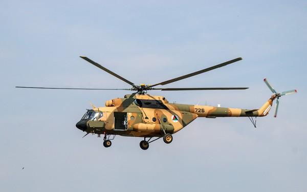 Ми-17 Афганистана в Казани | Перископ.2
