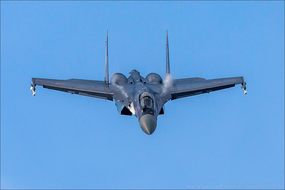 Vantagens do caça Su-35 da Rússia sobre o caça F-15 dos EUA – National Interest