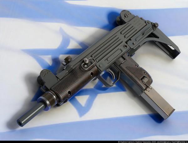 Israel-IMI-UZI