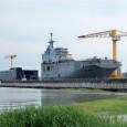 ВМФ реально в сжатые сроки получает два больших и во многом уникальных по своим возможностям боевых корабля, которые станут крупнейшим пополнением надводных сил почти за четверть века