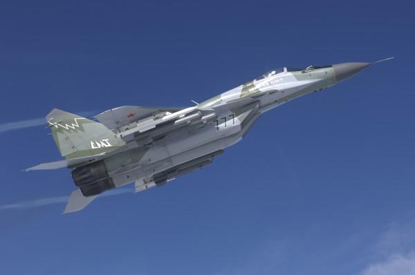 МиГ-29СМТ | migavia.ru