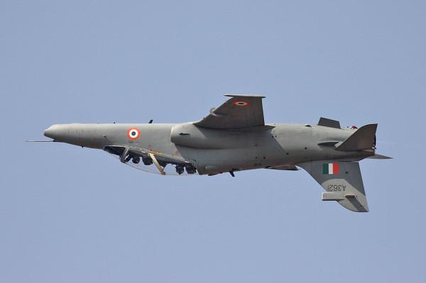 УТС Hawk Мк.132 ВВС Индии. Фото (с) IAF
