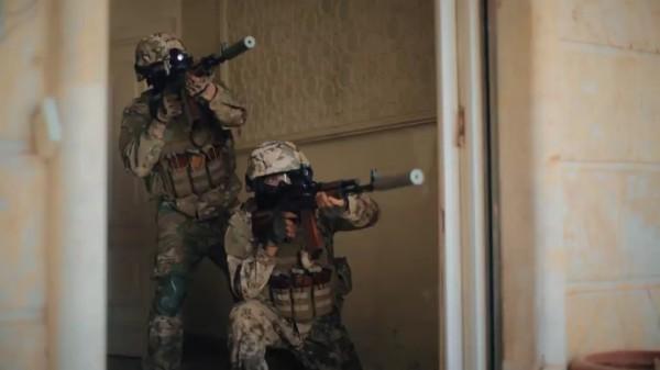«Наша команда успешно продолжает свою работу в направлении подготовки повстанцев, больших и малых групп» (с) vk.com