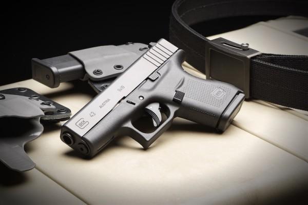 Пистолет Glock 43 (c) all4shooters.com