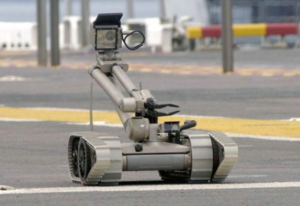 iRobot 510 PackBot (c) militaryfactory.com